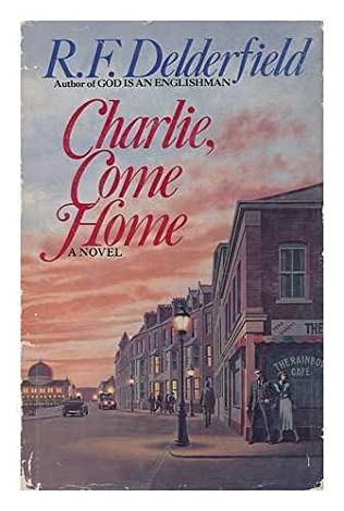 book cover of Charlie Come Home