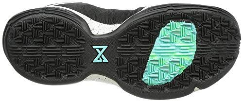 huge selection of 9e568 0b170 Nike Mens Paul George PG1 Basketball Shoes Black Anthracite Gum Light Brown  Black
