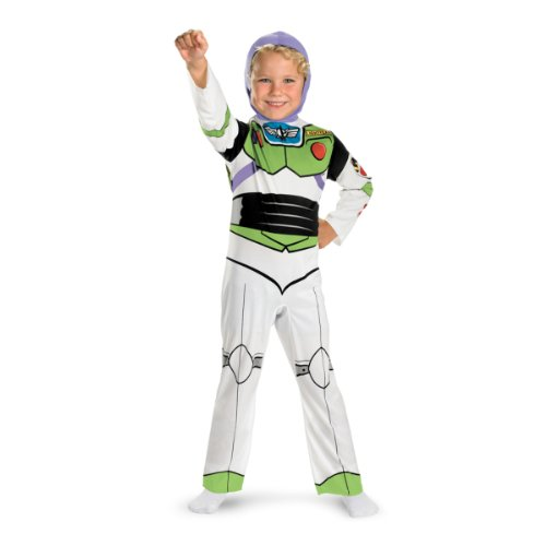 Buzz Lightyear Classic - Size: Child S(4-6) (Buzz Lightyear Costume)