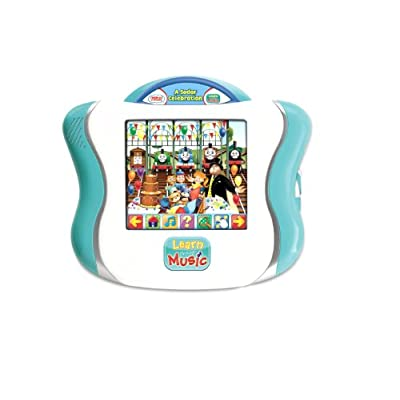 Fisher-Price Learn Through Music Touchpad Software - Thomas & Friends A Sodor Celebration: Toys & Games