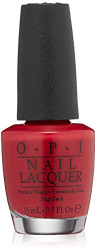 OPI Nail Polish, OPI Red, 0.5 fl. oz.
