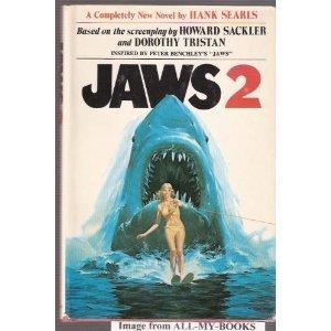 jaws 2 novel - 2