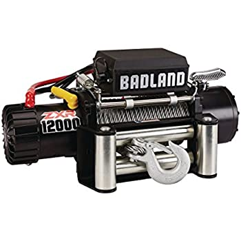 Amazon.com: 9000 lb. Electric Winch with Automatic ke, Three ... on badland remote wiring diagram, badlands winch problems, chicago winch parts diagram, badlands winch instruction manual, badlands winch solenoid, badlands winch circuit breaker, badlands 9000 lb winch, badlands winch forum, badlands winch accessories, badlands winch troubleshooting, badland winch wireless remote box diagram, badlands winch remote control, badland winch wire diagram, badland winches wireless remote diagram, badlands winch parts, 277 volt light wiring diagram, badlands winch specifications, badlands winch plug,