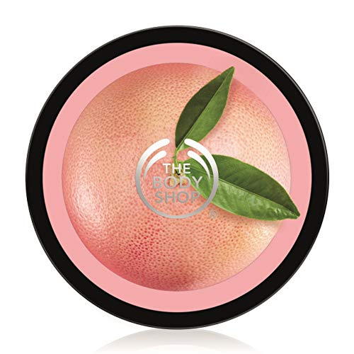 (The Body Shop Pink Grapefruit Body Butter, Energizing Body Moisturizer, Mega-Size, 13.5 Oz.)