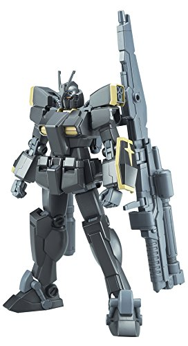 Gundam Build Fighters: Lightning Black Warrior 1:144 Scale Model Kit