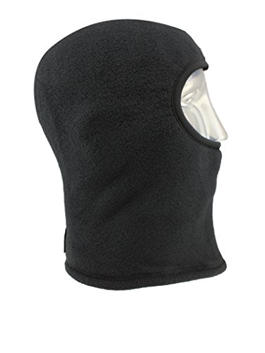 Seirus Innovation 2875 Polartec Winter Cold Weather Balaclava for Complete Head, Face, and Neck Protection,Large/X-Large,Black Seirus Face Mask