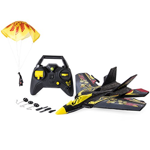 Air Hogs Radio Controlled Helicopter (Air Hogs Ejector Jet Remote Controlled Plane with Parachute Ejection)
