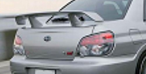 FRP Fiber Glass For Subaru Impreza GDA GDB GDC Gen 7-9 JDM Style Rear Trunk Boot Spoiler Wing