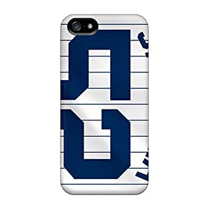 Durable Case For The Iphone 5/5s- Eco-friendly Retail Packaging(new York Yankees)
