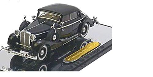 Maybach SW 38 4-Door Cabriolet Spohn Hard Top (1937, 1/43 scale diecast model car, Black) 43703 Cabriolet Top