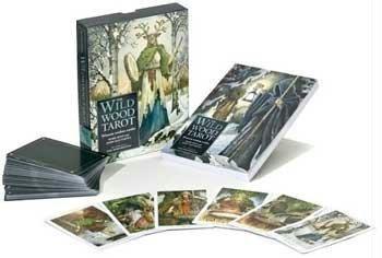 Azure Green DWILTAR Wild Wood Tarot