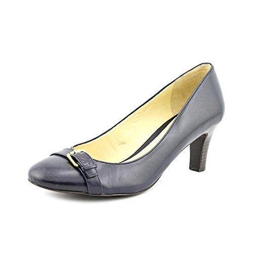 Lauren Ralph Lauren Saffron Women Heels & Pumps Midnight 7.5 B