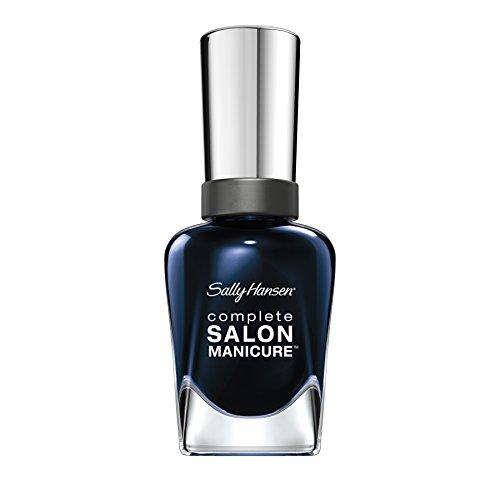 Sally Hansen Complete Salon Manicure, Dark Hue-Moor, 0.5 Fluid Ounce