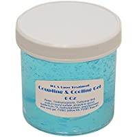 Cooling and Coupling Gel for Laser and IPL Permanent Hair Removal Machines, Systems, Devices