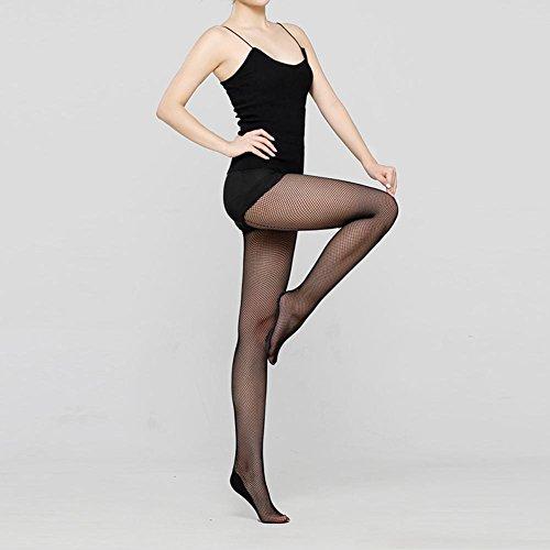 243c719df6ec7 Amazon.com: chinatera Women's Sexy Hard Yarn Elastic Dance Stockings  Professional Fishnet Tights: Clothing