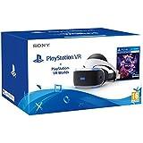 Sony - PlayStation VR + VR Worlds