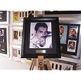 Queen Freddie Mercury Signed & Framed Autograph Music Memorabilia