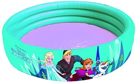 GIM 871 – 57170 Piscina Hinchable 3 boudins bajo Licencia Frozen ...