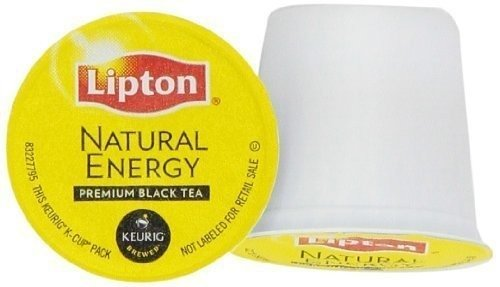 Lipton Natural Energy Tea Packs product image