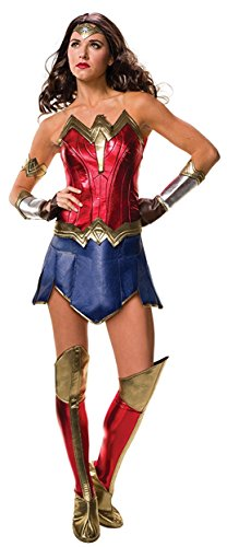 Secret Wishes Women's Wonder Woman Adult Costume, As Shown, Small
