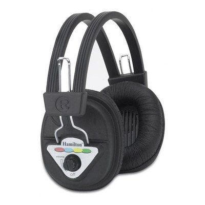HamiltonBuhl Additional Multi Channeled Wireless Headphone for 900 Series by Hamilton Buhl