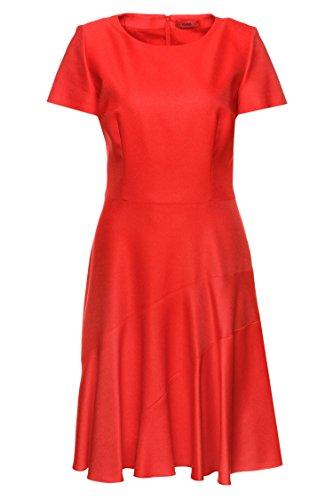 618 50390857 HUGO Klesinia Damen Kleid für Rot PwIf8YIq