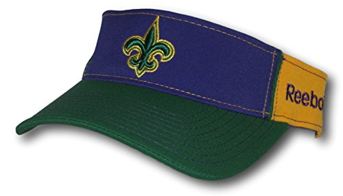 ardi Gras Series Adjustable Visor Hat Cap (Mardi Gras Series)