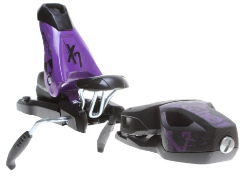 Fischer X 7 AC Wide Youth Ski Bindings 90mm