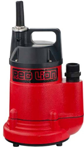 Red Lion RL-160U 1/6 HP Submersible Multi-Purpose Pump by Red Lion