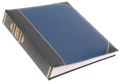 (Pioneer Ledger 5-Inch by 7-Inch Bi-Directional Le Memo Album, Navy Blue)