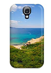 Excellent Galaxy S4 Case Tpu Cover Back Skin Protector Skiathos Greece Nature Other