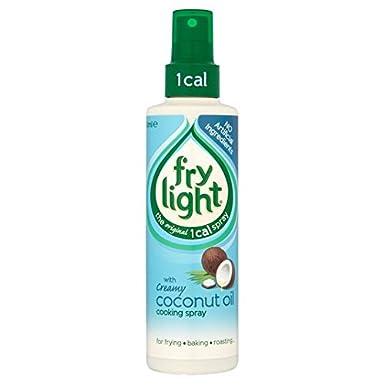 Frylight girasol y aceite de coco 190ml spray para cocinar: Amazon.es: Alimentación y bebidas