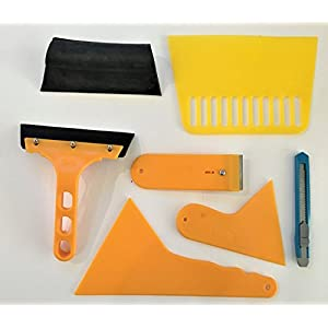 Window Film tool Kit for Car Window Tint Installation