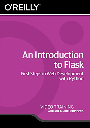 An Introduction to Flask [Online Code]