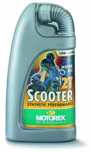 Motorex Scooter 2T Oil - 1L. (Motorex Scooter)