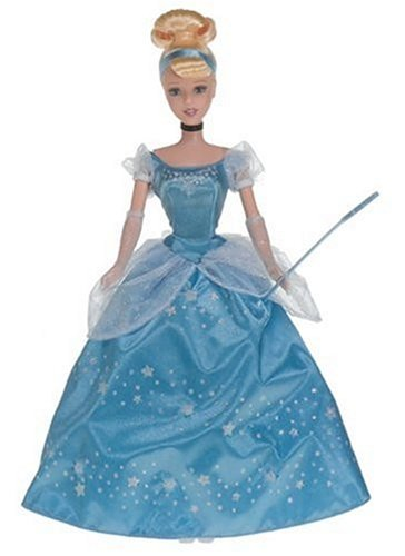 Disney Princess Twinkle Lights Cinderella Doll - Twinkle Disney Doll