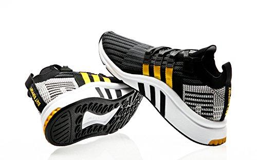 Adidas Originals Eqt Apparatuur Ondersteuning Welke Het Midden Adv Pk, Kern Zwart-eqt Geel-schoenen Wit Kern Zwart-eqt Geel-schoenen Wit