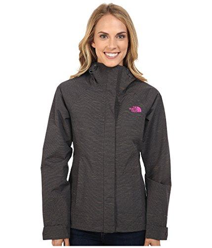 The North Face Women's Novelty Venture Jacket, Asphalt Grey Stripe, ()