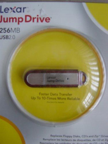 Lexar Jump Drive 256mb Usb2.0 ()