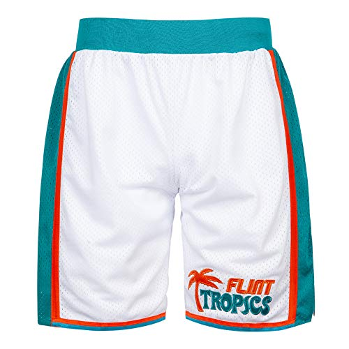 MOLPE Flint Tropics White Short (M) -