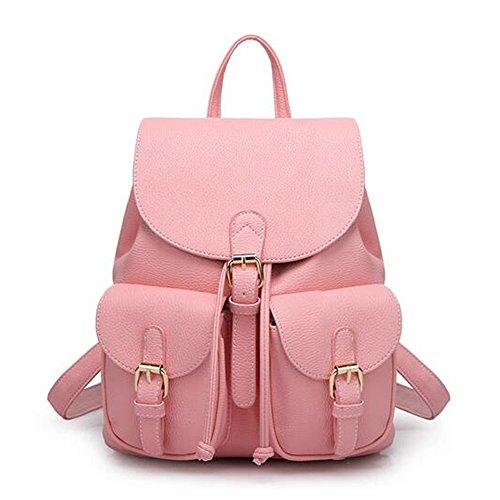 Pu School Bag - 7