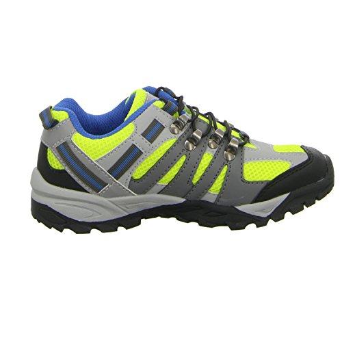 Quick Jungen Sneakers mit Outdoorschuh Freizeitschuh Schürsystem gtwqO