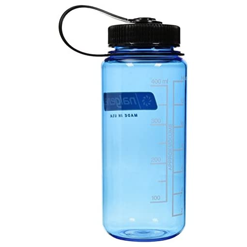 Nalgene Tritan Wide Mouth BPA-Free Water Bottle