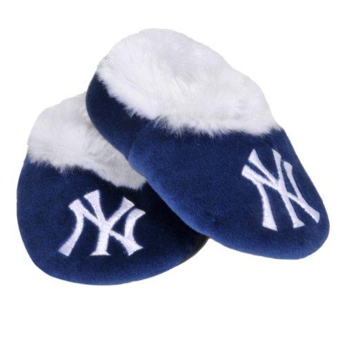 MLB New York Yankees Baby Bootie Slippers
