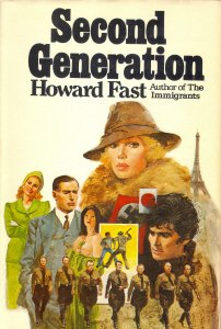 book cover of Second Generation