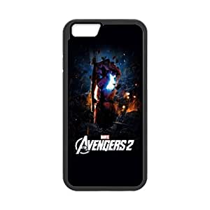 iPhone 6 Plus 5.5 Inch Cell Phone Case Black Avengers 2 ISU466285