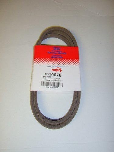 - Lawn Mower Ground Drive Belt Replaces, AYP 161597