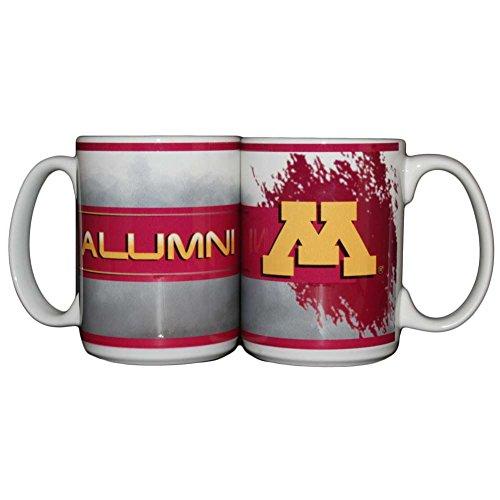 Memory Company Minnesota Golden Gophers 15oz Ceramic Mug - Alumni
