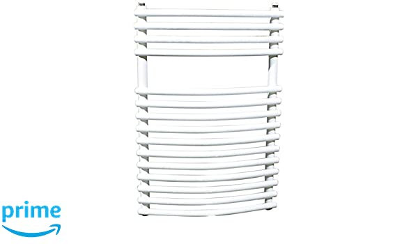 Delonghi - 0pdllm071075000 iridio toalla de agua más caliente, blanco: Amazon.es: Bricolaje y herramientas