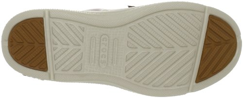 Crocs Mens Thompson II.5 Low Moc Toe Loafer Shoes, Hazelnut/Stucco, US 8